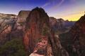 Картинка скалы, каньон, горы, природа