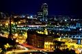 Картинка Barcelona, Испания, Spain, Каталония, ночь, Барселона, night, Catalonia