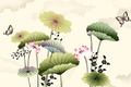 Картинка бабочки, арт, природа