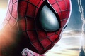 Картинка new york, человек паук, flash, spider man, the amazing spider man 2