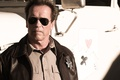 Картинка мужик, Arnold Schwarzenegger, актер, Арнольд Шварценеггер, Возвращение героя, The Last Stand, шериф, Sheriff Ray Owens