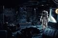 Картинка комната, Time Traveler, скафандр, космонавт, костюм