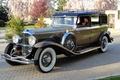 Картинка ретро, парк, дорожка, Duesenberg, 1934, Limousine, Rollston