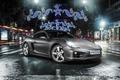 Картинка 981C, front, Cayman, Porsche, Michelin, silvery