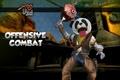 Картинка панда, ковбой, шутер, Иннова, Innova, 4game, фогейм, Offensive Combat, онлайн игра