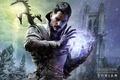 Картинка BioWare, Чародей, Dragon Age: Inquisition, Electronic Arts, Dorian, Маг