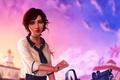 Картинка girl, Биошок Инфинити, Bioshock Infinite, девушка, фанарт, Elizabeth, Элизабет