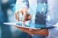 Картинка tablet, business, communication
