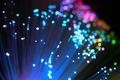 Картинка Fiber, optics, lights, оптика, огни