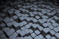 Картинка hi-tech, кубики, широкоформатные, полноэкранные