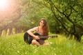 Картинка гитара, Fanny, музыка