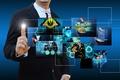 Картинка схема, технологии, интернет, бизнес