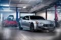 Картинка Maserati, Front, GranTurismo, Wheels, Garage, ADV.1