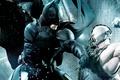 Картинка The Dark Knight Rises, Кристиан Бэйл, Batman, Бэтмен, Том Харди, Batman Bane fight, Бэйн, Tom ...