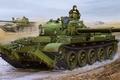 Картинка painting, T-62 Mod1975, art, tank