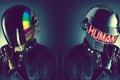 Картинка стиль, Daft Punk, музыка