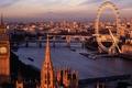 Картинка Город, Англия, Лондон, England, City
