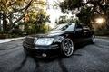 Картинка Luxury, ЛС400, Вип, Lexus LS400, Красивая, Black, Тюнинг, Tuning, Автомобиль, Automobile, Car, Лексус, Машина, VIP, ...