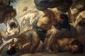 Картинка картина, Якоб Йорданс, Падение Гигантов, мифология