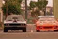 Картинка Форсаж, Vin Diesel, Paul Walker, The Fast and the Furious, Dominic Toretto, Пол Уокер, Brian ...