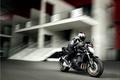 Картинка скорость, шлем, асфальт, мотоцикл, Yamaha, мотор, Fazer, FZ1-N