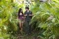 Картинка Путешествие 2: Таинственный остров, Vanessa Anne Hudgens, Джош Хатчерсон, тропа, Ванесса Энн Хадженс, Josh Hutcherson, ...