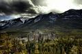 Картинка Canada, Banff National Park, Alberta, Banff Springs Hotel