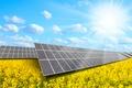 Картинка solar panels, natural resources, solar energy