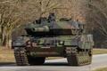 Картинка Leopard, боевой, танк, 2A7