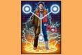 Картинка арт, жилет, Back to the Future, Назад в Будущее, Marty McFly