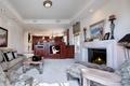 Картинка дизайн, фото, диван, интерьер, телевизор, камин, гостиная