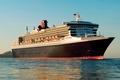 Картинка Queen mary, пароход, корабль, судно, вода