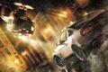 Картинка Ford Mustang Shelby GT500, Need for Speed: The Run, улица, скорость, вертолет, выстрелы, погоня