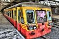 Картинка Поезд, вокзал, перон, разруха