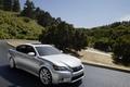 Картинка дорога, горы, Lexus, Лексус, седан, 350