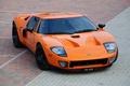 Картинка ford, orange, Mirage, Avro, 720, GT