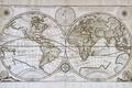 Картинка Planisphere duval, карта, полушария