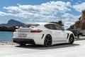 Картинка Porsche, Panamera, white, tuning