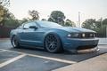 Картинка форд, blue, Mustang, Ford