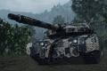 Картинка камо, танк, leopard
