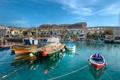 Картинка город, пристань, лодки, Gran Canaria