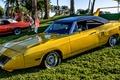 Картинка жёлтый, Plymouth, Plymouth Superbird, 1970 Plymouth Road Runner Superbird