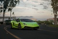 Картинка Lamborghini, Green, Superleggera, Gallardo