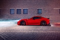 Картинка car, ночь, Ferrari, tuning, Novitec Rosso, N-Largo, California T