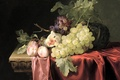 Картинка натюрморт, Willem van Aelst, Виллем ван Алст, арт