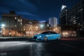 Картинка Evano Gucciardo, подвеска, ночь, blue, Audi