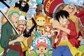 Картинка game, Chopper, One Piece, anime, katana, Robin, asian, shooter, manga, japanese, oriental, asiatic, Roronoa Zoro, ...