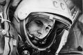 Картинка Юрий алексеевич гагарин, первый космонавт, ссср