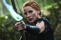 Картинка Белоснежка и Охотник 2, воительница, Jessica Chastain, Сара, The Huntsman: Winters War
