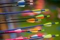 Картинка спорт, стрелы, фон